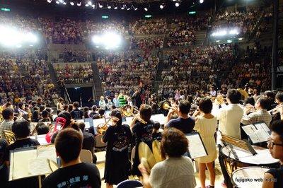 富士山河口湖音楽祭2013