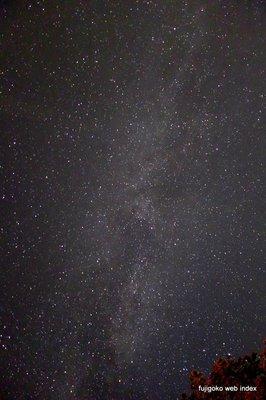 RX100で星空撮ってみた
