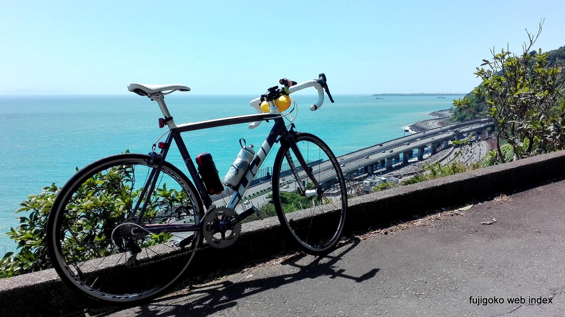 富士五湖webインデックス 壁紙 ちゃりblog ロードバイクあっという間に2年