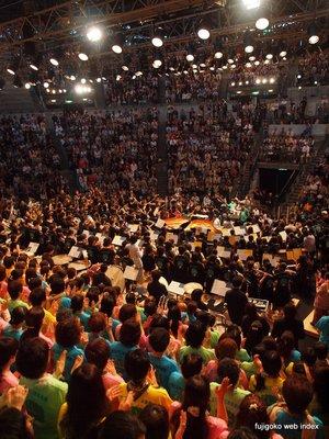 富士山河口湖音楽祭2011閉幕!