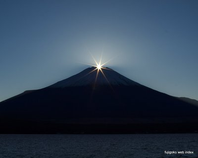 Simple Diamond FUJI