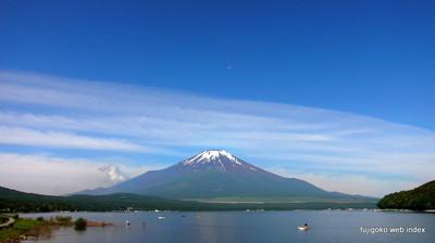 夏至の富士山〜梅雨の晴れ間