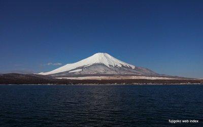 春の富士山?ですよ